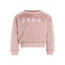 DKNY Teddypullover, Mädchen