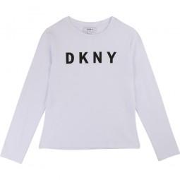 DKNY Langarmshirt, Mädchen