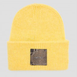 Replay Mütze gelb, Damen
