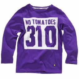 No Tomatoes Langarmshirt,...