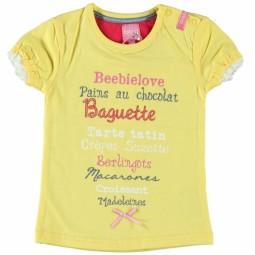 Beebielove T-Shirt, Mädchen