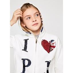 Pepe Jeans Sweatjacke, Mädchen
