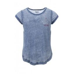 Blue Rebel T-Shirt, Mädchen