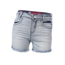Blue Rebel Shorts, Mädchen