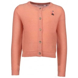 Nono Strickjacke orange,...