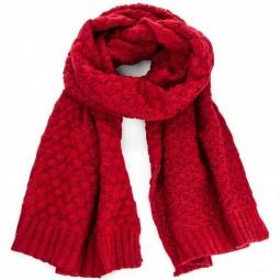 Pepe Jeans Schal rot, Mädchen