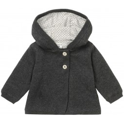 Noppies Strickjacke grau,...