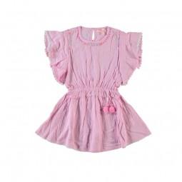 Mim Pi Kleid rosa, Mädchen