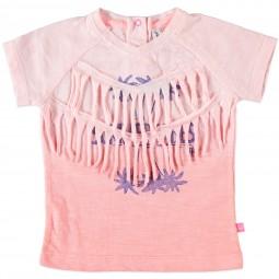 Babyface T-Shirt rosa, Mädchen