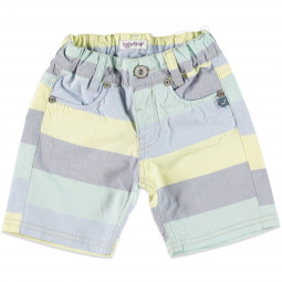 Babyface Shorts gestreift,...