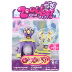 Zoobles, Alick-Raymond