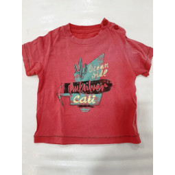 Quiksilver T-Shirt rot,...