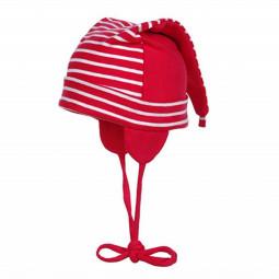 Döll Mütze rot, Baby-Mädchen