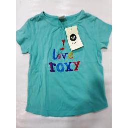 Roxy T-Shirt türkis, Mädchen