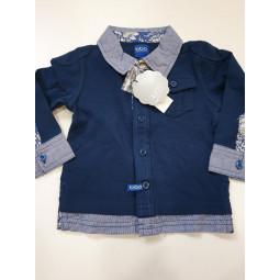 Beebielove Hemd-Shirt blau,...