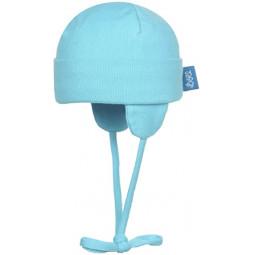 Döll Mütze blau, Baby-Jungen