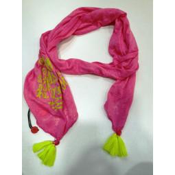 LCKR Schal- Tuch pink, Mädchen