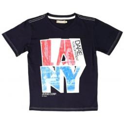 ncd:) T-shirt blau, Jungen