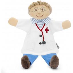 Sterntaler Handpuppe, Arzt
