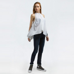 Replay Blusen- Top weiß, Damen