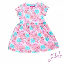 Jubel Kleid pink, Mädchen