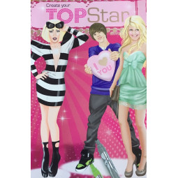 Top Model Heft- Top Star