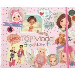 Top Model Heft, Fashion Kids