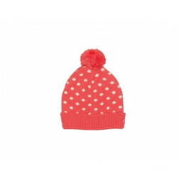 Babyface Mütze coral, Mädchen
