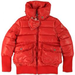 LCKR Winterjacke rot, Mädchen