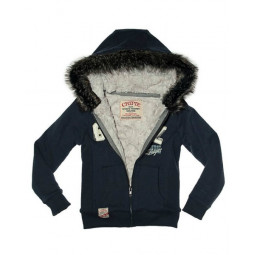 Chipie Sweatjacke blau,...