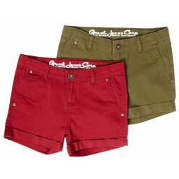 Grunt Jeans Shorts grün,...