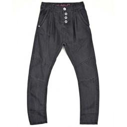 Grunt Jeans Hose grau, Mädchen