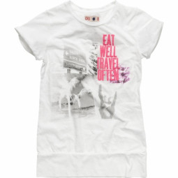 CKS T-Shirt weiß, Mädchen