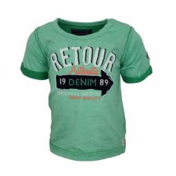 Retour Jeans T-Shirt grün,...