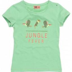 CKS T-Shirt grün, Mädchen