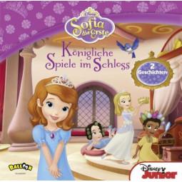 Sofia die erste -Königliche...