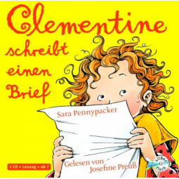 Hörbuch- Clementine...