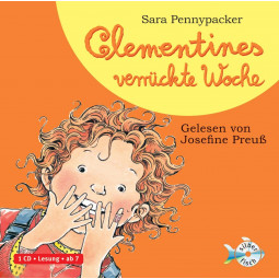 Hörbuch- Clementines...