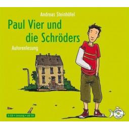 Hörbuch- Paul Vier und die...
