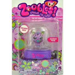Zoobles Zebrino