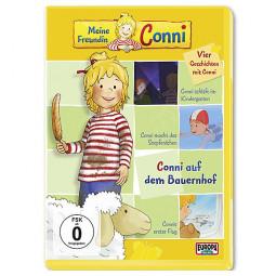 DVD- Conni auf dem Bauernhof