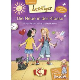 LeseTiger 3. Lesestufe- Die...
