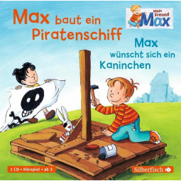 CD Hörspiel- Max baut ein...