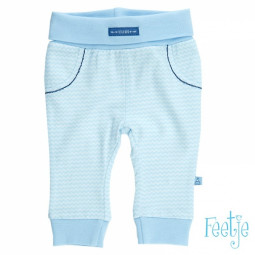 Feetje Hose blau, Baby- Jungen