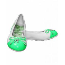 Replay Ballerina weiß-grün,...