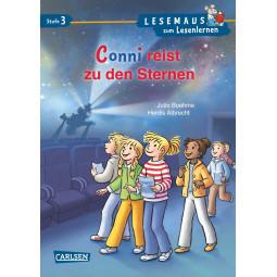 Lesemaus - Conni reist zu...