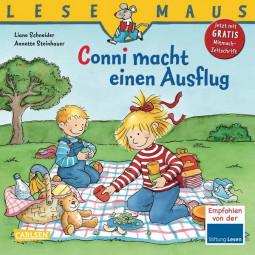 Lesemaus - Conni macht...