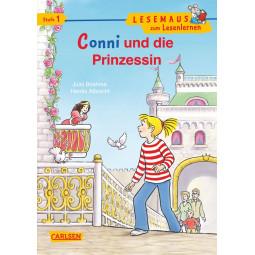 Lesemaus- Conni und die...