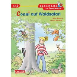Lesemaus- Conni auf...