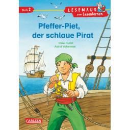 Lesemaus- Pfeffer-Piet der...